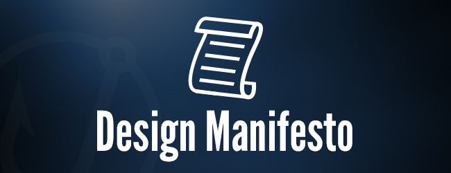 Charfish Design Manifesto