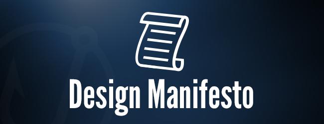 The Charfish Design Manifesto